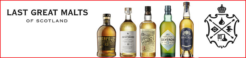Discover The Last Great Malts