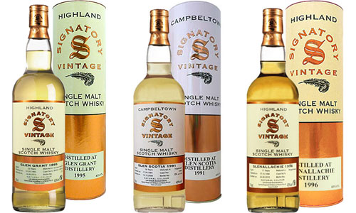 Signatory Vintage Whisky Collection