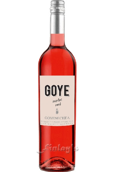 Wein / Argentinien / Goyenechea Varietales Merlot Rosé 0,75 L 2017 ...