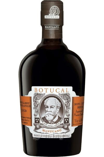 Rum   Rumlikör / Botucal / Botucal Montuano Rum 0,7 L