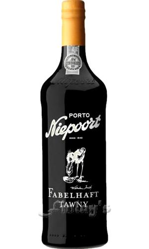 Niepoort Fabelhaft Tawny Portwein Rabe 0,75 L