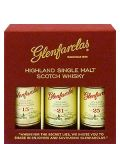 "Glenfarclas Probierpack 15, 21 und 25 Jahre ""Wherever the Secret lies"" 3x 0,05 L"