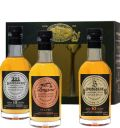 Springbank The Campbeltown Malts Whisky Set 3x 0,2 L Hazelburn 12, Springbank 10, Longrow