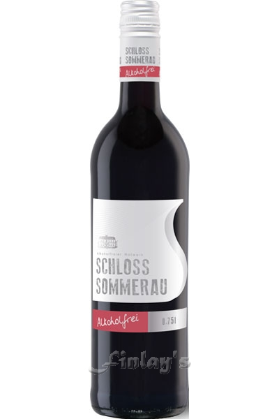 Wein / alkoholfreier Wein / Schloß Sommerau Rotwein alkoholfrei 0,75 L