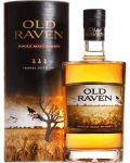 Old Raven 2008 Triple Distilled Austrian Whisky 0,5 L