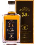 J H Special Rye Malt Peated Whisky 0,7 L