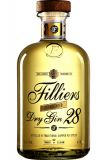 Filliers 28 Barrel Aged Dry Gin 0,5 L