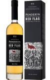 Penderyn Icons of Wales N° 1/50 Madeira Finish 0,7 L Red Flag Welsh Whisky