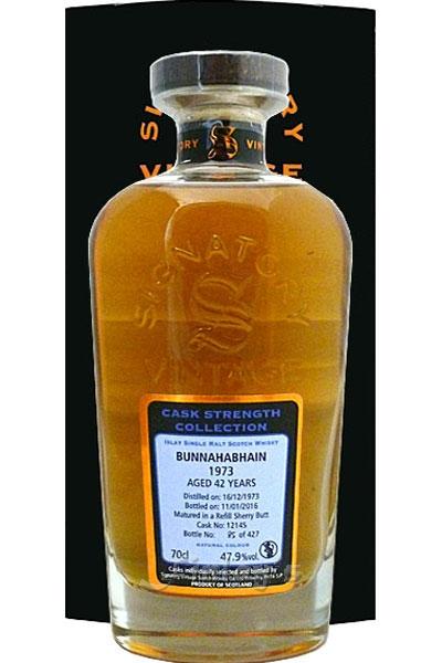 Whisk(e)y / Schottland / Islay / Bunnahabhain / Bunnahabhain 42 ...