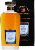 Bowmore 41 Jahre 1974 Signatory Whisky 0,7 L Cask Strength Collection Cask 9007