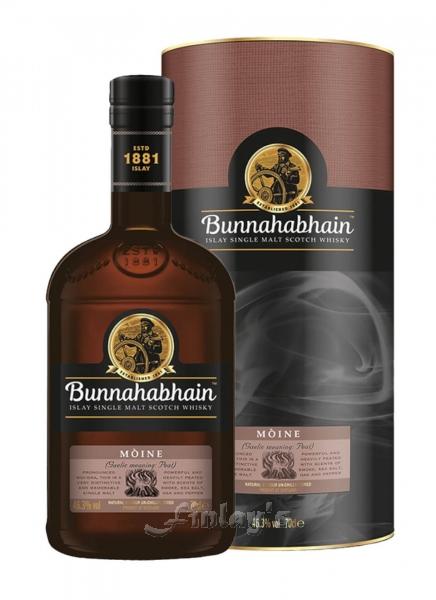Whisk(e)y / Schottland / Islay / Bunnahabhain / Bunnahabhain Moine ...