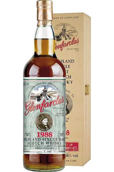 Whisk(e)y / Schottland / Speyside / Glenfarclas / Glenfarclas 1988 ...
