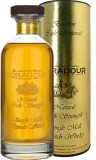 Edradour 2006 - 2017 Ibisco Decanter Signatory Whisky 0,7 L Bourbon Matures Natural Cask Strength 3rd Release