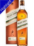 Johnnie Walker 10 Jahre Select Casks Whisky 0,7 L Rye Cask Finish
