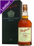 Glenfarclas Family Collector Series V 29 Jahre 1986 Refill Sherry Butts 0,7 L