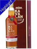 Kavalan Solist Single Malt Whisky Manzanilla Sherry Cask 0,7 L Cask Strength MA110223015A