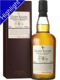 Glen Elgin 12 Jahre Classic Malts Whisky 0,7 L