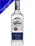 Jose Cuervo Especial Silver Tequila 0,7 L The Rolling Stones Tour Pick