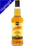 White Horse Blended Scotch Whisky 0,7 L