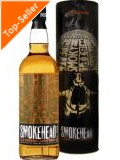 Smokehead Whisky The Rock Edition 0,7 L